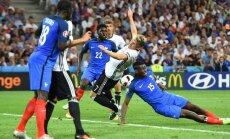 ВИДЕО, ФОТО: Как Франция обыграла Германию в полуфинале чемпионата Европы