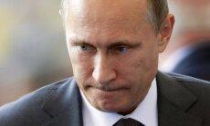 Putins: Krievija nevienam nedraud