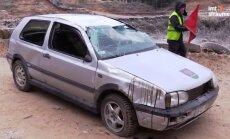 'Ātruma cilts': Kā nelegālās sacensības apdraud Latvijas autosportu