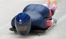 Olimpiskā čempione skeletonā Jarnolda aicina nerīkot pasaules čempionātu Sočos