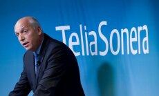 'TeliaSonera' sarunas par LMT un 'Lattelecom' apvienošanu gatava atsākt pēc vēlēšanām