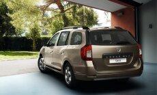 Jaunais 'Dacia Logan MCV' nonācis tirdzniecībā Latvijā