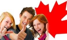 Mācības Kanādā