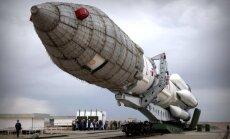Krievija veiksmīgi palaiž raķeti 'Proton-M' ar Lielbritānijas satelītu