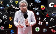 Video: Autoražotāju pārstāvji māca, kā pareizi izrunāt viņu markas nosaukumu