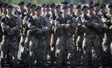 Norvēģu karavīri Latvijā paliks ilgāku laiku; ASV uz Latviju plāno sūtīt tankus