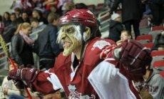 Rīgas 'Dinamo' paliek tiesības uz pieciem hokejistiem