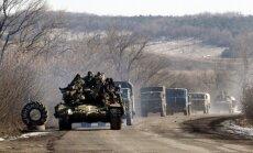 Lielbritānija jau martā uz Ukrainu sūtīs militāros instruktorus