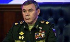 Krievija apsūdz ASV provokācijā Sīrijā; trieciena gadījumā sola atbildēt