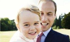 ФОТО: Принц Уильям и его семья опубликовали трогательный снимок
