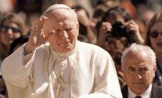 Jānis Pāvils II jau rudenī varētu tikt iecelts svēto kārtā