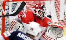 ASV hokejisti gūst vienus vārtus un izcīna 'sauso' uzvaru