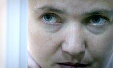 Апелляционный суд оставил Савченко под арестом