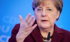 Меркель призвала США и Россию быстрее договориться по Сирии