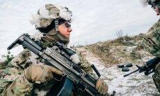 Проект единого Балтийского батальона Baltbat будет продолжен