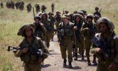 Izraēla piekritusi 12 stundu pamieram no sestdienas rīta, paziņo ASV