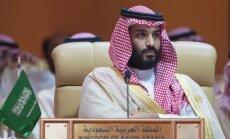 Saūda Arābija izraidījusi Kanādas vēstnieku