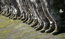 Latvijas karavīri devušies starptautiskajā pretterorisma misijā uz Irāku