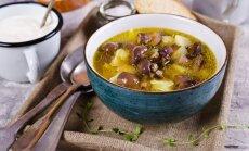 Rudenīgai maltītei – 12 sātīgas un gardas meža sēņu zupas bez kripatiņas gaļas