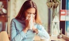 На прошлой неделе заболеваемость гриппом увеличилась более чем в три раза