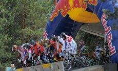 Latvijas elites BMX braucēji - Eiropas kausa kopvērtējuma līderi