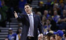 Par 'Knicks' nākamo galveno treneri varētu kļūt Valtons no 'Warriors'