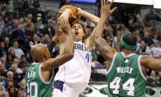 Novickis kļūst par NBA visu laiku 20.rezultatīvāko spēlētāju