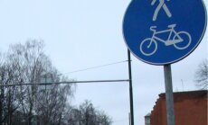 Satiksmes negadījumos cietuši vairāki velosipēdisti