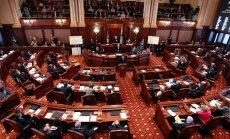 Сенат США отложил принятие закона об антироссийских санкциях
