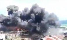 Video: Kā Filipīnu spēki cenšas izsvēpēt 'Daesh' no Maravi