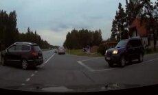Video: Avārija uz Jelgavas šosejas pie Medemciema