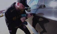 Video: Kā profesionālis vienā minūtē nozog 'BMW X6'