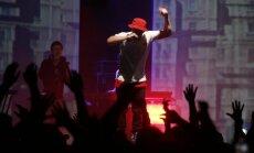 Foto: Latvijas hiphopa karalis Ozols nosvin 20 gadus uz skatuves