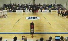 Video: 'OlyBet' basketbola līga - 'Ogre' pret 'Jēkabpils/SMScredit.lv'. Spēles pilns ieraksts