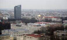 Viesnīca 'Latvija' maina nosaukumu uz 'Radisson Blu Latvija Conference & Spa Hotel'