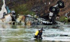 Lidmašīnas apkalpe pārkāpusi darba reglamentu pirms 'Lokomotiv' komandas aviokatastrofas