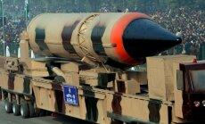 ASV un Dienvidkoreja aicina Ziemeļkoreju spert konkrētus soļus pretī kodolprogrammas iegrožošanai