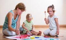 Projektā piedāvājot bērnu pieskatīšanu ārpus darba laika, pētīs darba un ģimenes dzīves saskaņošanu