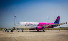 'Wizz Air' lidos jaunā maršrutā no Rīgas uz Gruziju