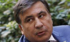 Saakašvili apsūdz Tbilisi un Kijevu sazvērestībā pret viņu