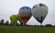 Nedēļas nogalē Alūksnes novadā notiks gaisa balonu festivāls