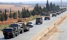 Briest Idlibas kauja: Turcija nostiprinās Sīrijas opozīcijas pusē