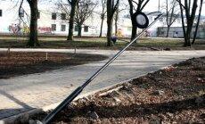 'Rīgas gaisma' nerāda trešdaļu miljona vērtu pētījumu par apgaismojumu pilsētā