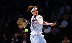 Ferrers un Azarenka netiek tālāk par Vimbldonas čempionāta otro kārtu