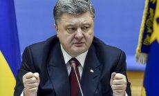 Porošenko nosūtījis Putinam vēstuli ar lūgumu atbrīvot Savčenko