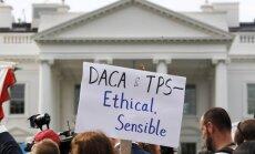 ASV aptur gados jauno nelegālo imigrantu aizsardzības programmu
