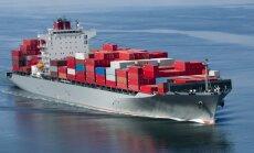 Latvijas preču eksports piecos mēnešos sarūk par 3,5%; imports - par 5,6%