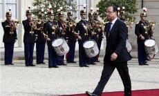 Олланд объявил о создании во Франции национальной гвардии