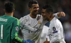 Krištianu Ronaldu 'ievelk' 'Real Madrid' Čempionu līgas pusfinālā