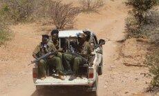 Pret teroristiem vērstā operācijā Somālijā kritis ASV armijas karavīrs